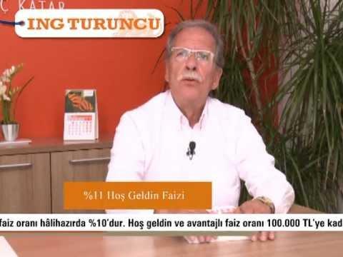 ING Bank Turuncu Hesap - CNN Türk Paranın İzi Programı, Merter Şubesi
