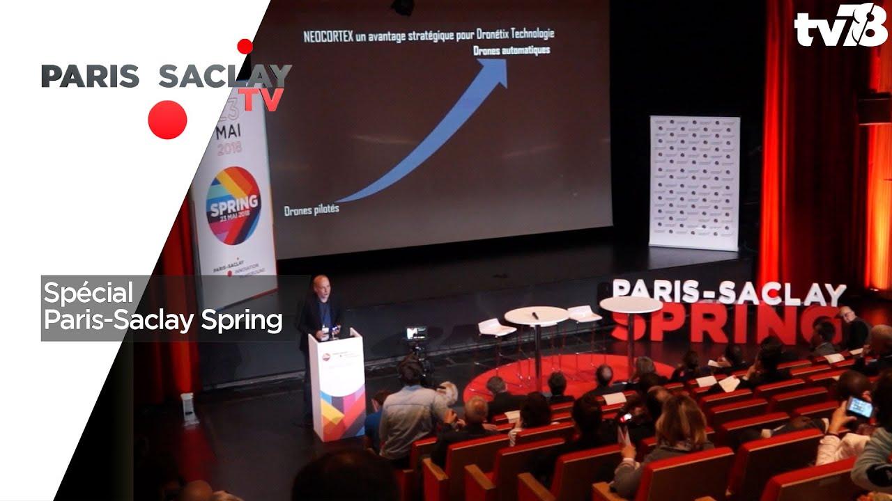 Paris-Saclay TV – Spécial Paris-Saclay Spring