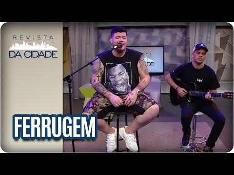 Musical: Ferrugem - Revista Da Cidade (09/11/2017)