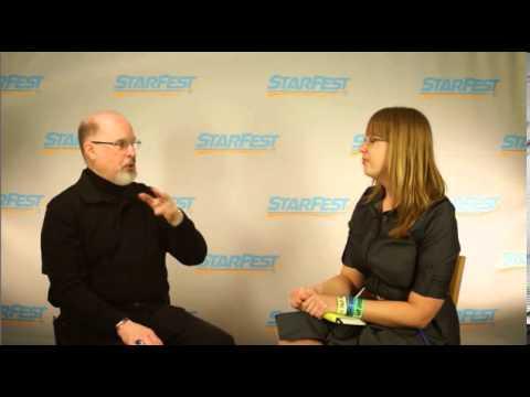 Starfest - Interview With Timothy Zahn