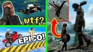 6 Locuras que los Jugadores han Hecho en los Videojuegos
