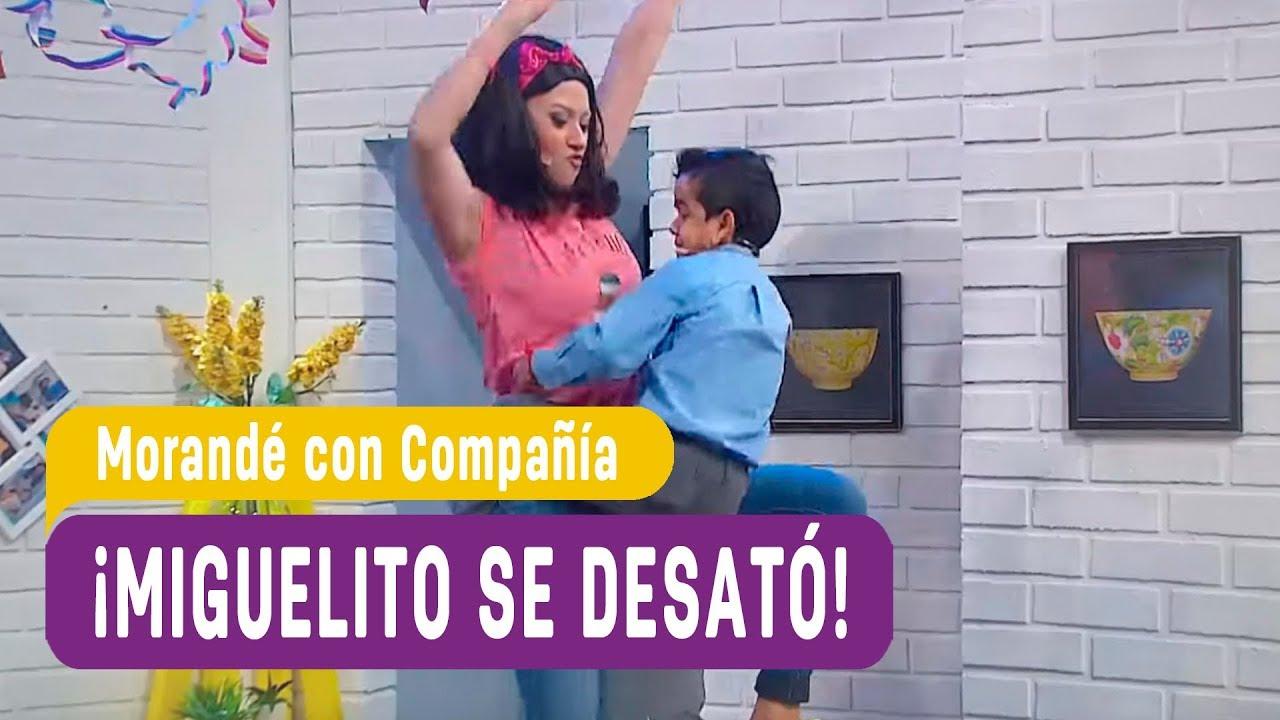 ¡Miguelito se desató!   Mórandé con Compañía 2017