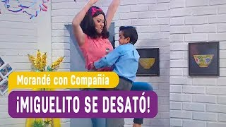 Download Video ¡Miguelito se desató! - Mórandé con Compañía 2017 MP3 3GP MP4