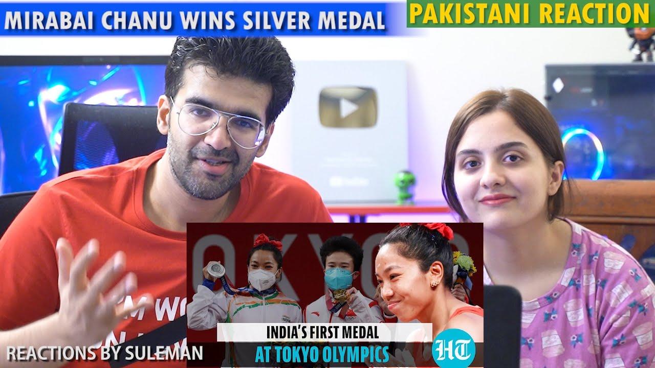 Pakistani Couple Reacts To Mirabai Chanu Wins Silver Medal | Tokyo Olympics 2020