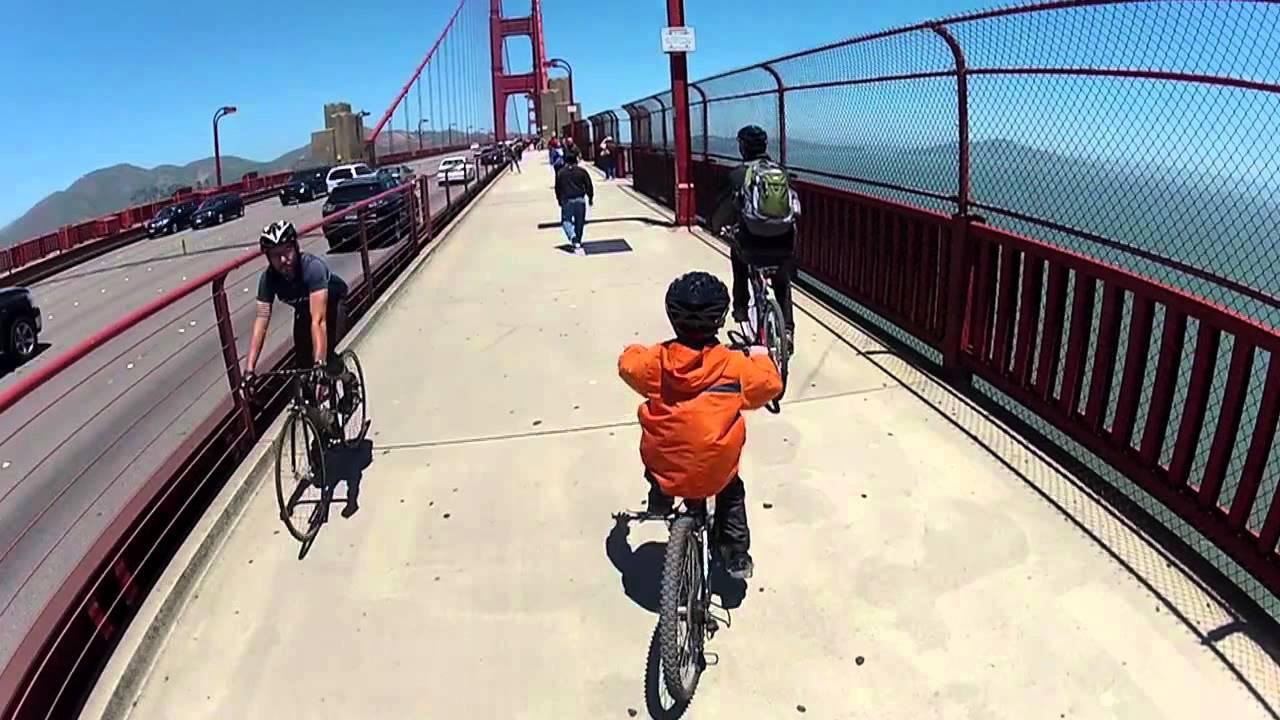 Gene Sprague Golden Gate