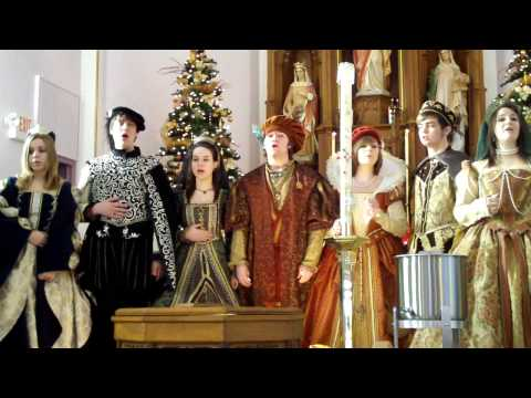 Highland High School Madrigals Companions All Sing Loudly