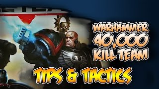 Playing The New 40k Kill Team - Tips & Tricks Review