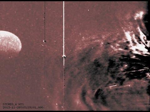 Massive Sphere Caught By NASA: Hercolubus, Nibiru? 2013 HD ...