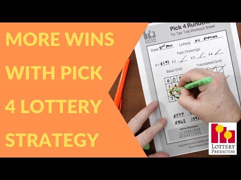 Download How To Win The Lottery Pick 4 Hits Before And After The