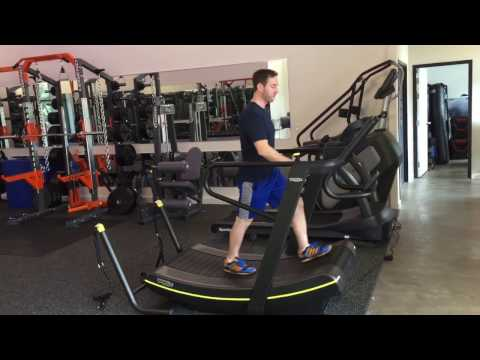 The LOOK Fitness Presents Technogym Skillmill