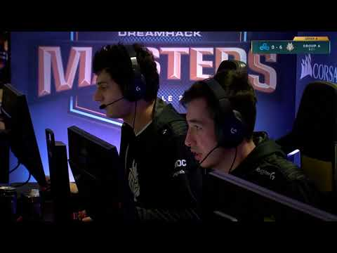Cloud9 First Game With New Lineup on LAN vs G2 - DreamHack Masters Marseille 2018