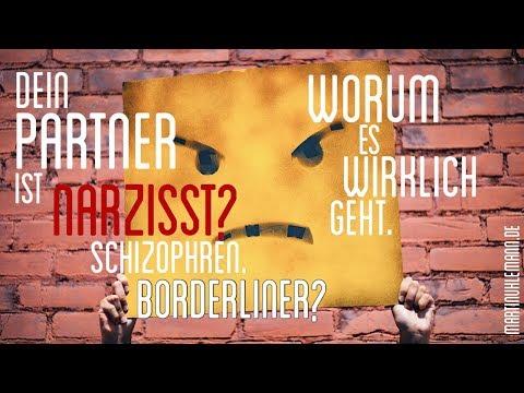 Dein Partner ist Borderliner/Narzisst/Schizophren. Worum es wirklich geht.