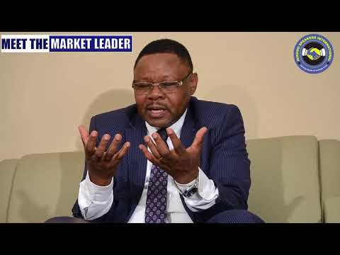 Meet the Market Leader TV Show: With Former Managing Director of  TANESCO Tanzania