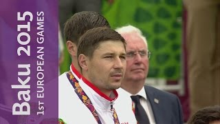 Gold for Belarus in a stunning finish | Canoe Sprint | Baku 2015 European Games