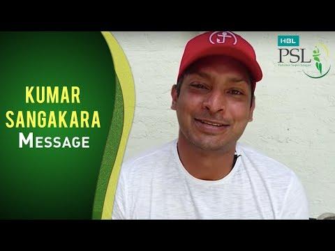 Kumar Sangakkara is excited to lead the Karachi Kings