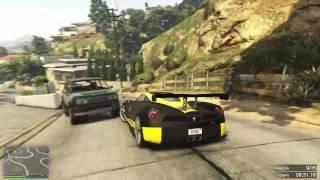 GTA V EXPO TUNING PS4