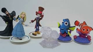 Review: Disney Infinity 3.0 Alice in Wonderland and Finding Dory