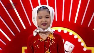 Thuộc làu hài Trấn Thành, cô bé duyên dáng được đặc cách vào Gala   THÁCH THỨC DANH HÀI 6 #2   16/10