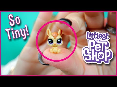 Littlest Pet Shop New Teensies, Wearables Review -  LPS Jewelry DIY with Mommy Unboxing