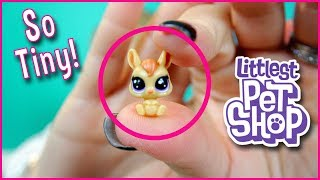 Littlest Pet Shop New Teensies, Wearables -  LPS Jewelry DIY with Mommy