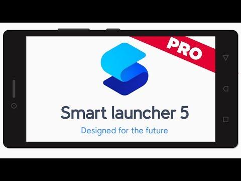 Smart Launcher Pro 5 | Download + Uma mini review