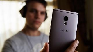 видео Meizu Pro6 Gray/Black 32Gb