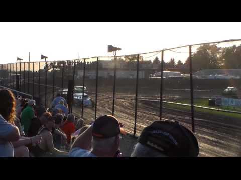 Sport Mod Heat 1 @ Marshalltown Speedway 06/02/17