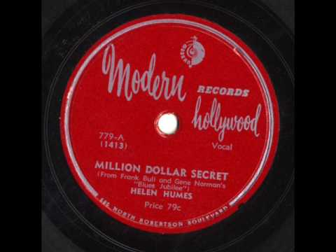 Million Dollar Secret by Helen Humes