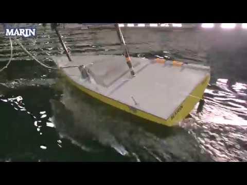MARIN Volvo Ocean Race Model Tests