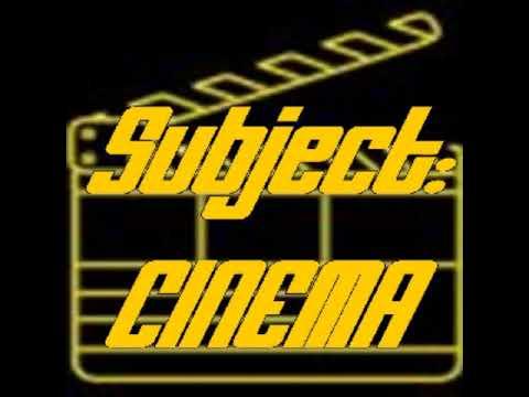 Subject:CINEMA #588 - November 5 2017