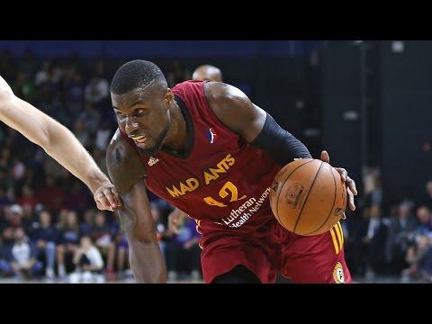 Ben Bentil NBA D-League Highlights w/ Fort Wayne Mad Ants