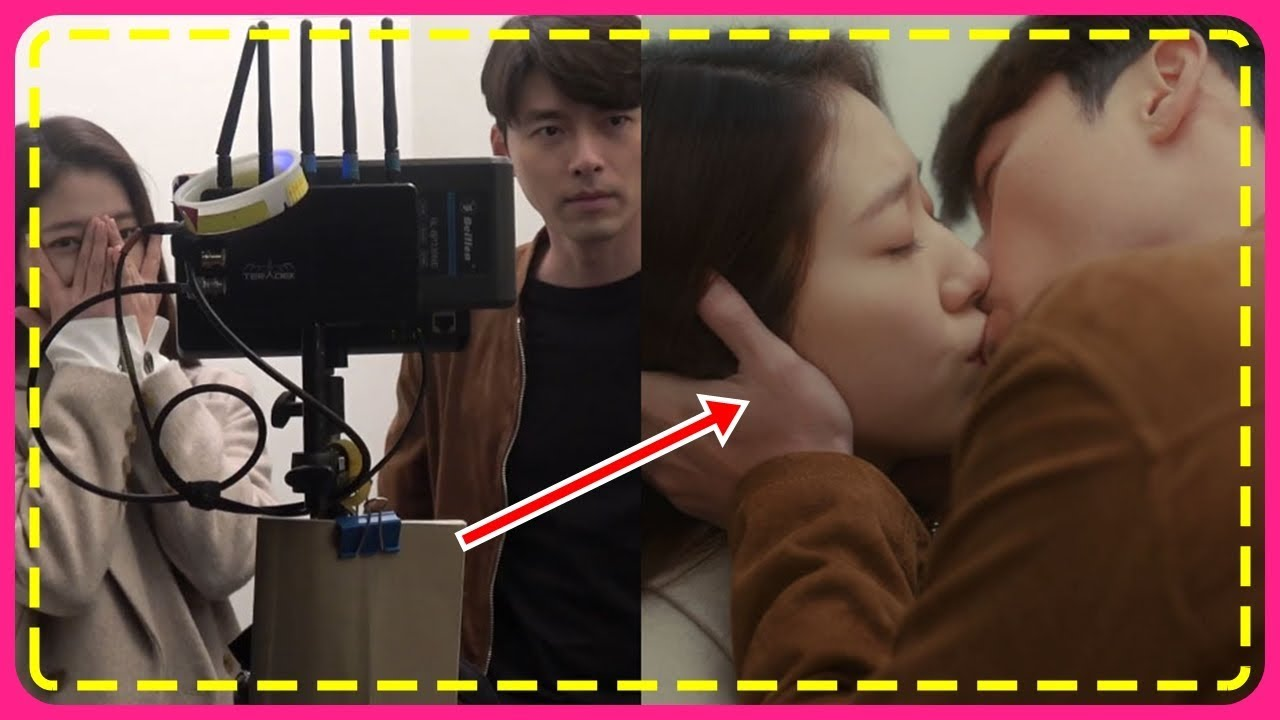 Download Hyun Bin Adorably Reacted to His Kiss Scene with Park Shinhye on [Memories of the Alhambra]