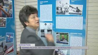 Exposition : histoires d'aviatrices à Elancourt