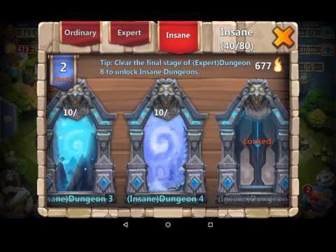 Secret Magic Trick To Finsh Expert Dungeons