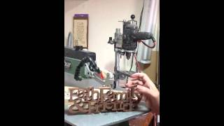 How To Scroll Saw