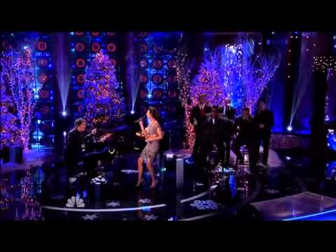 The Sing-Off Christmas Sara Bareilles and Ben Folds performs Baby, Its Cold Outside Live.