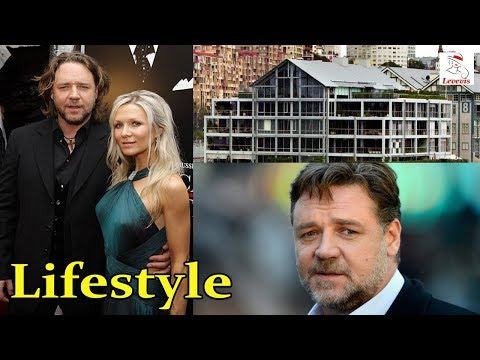 Russell Crowe Lifestyle, Family, Age, Net worth, Salary, cars, Girlfriend & More  2018 Levevis