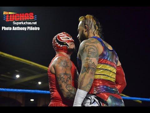WWC: Rey Mysterio reta a Mr.450 por el Campeonato Universal en Caguas, Puerto Rico thumbnail