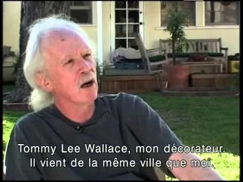John CARPENTER interview about Assault On Precinct 13 (french sub)