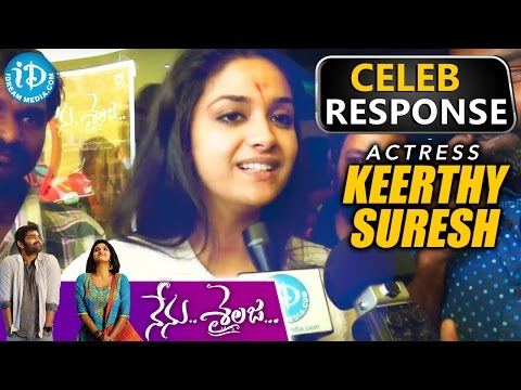 Nenu Sailaja Movie || Actress Keerthi Suresh Response || Ram Pothineni || Devi Sri Prasad