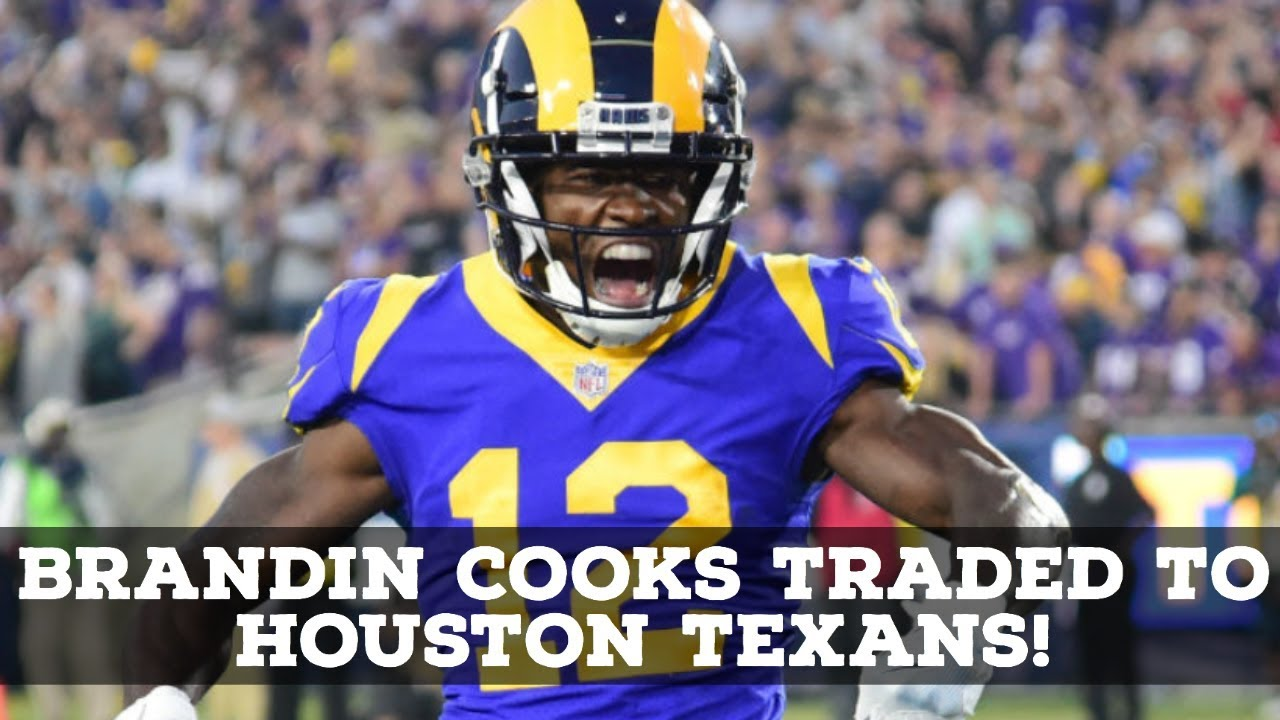 Twitter reacts to Rams trading Brandin Cooks to Texans