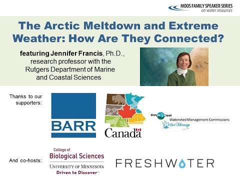 The Arctic Meltdown and Extreme Weather: How Are They Connected?