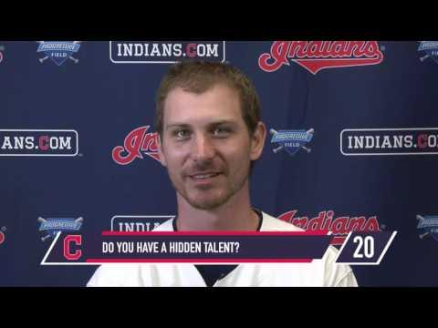 Get to know Cleveland Indians pitcher Josh Tomlin