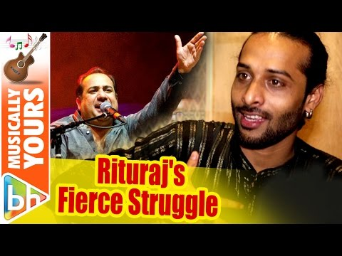 When Rituraj Mohanty Replaced Rahat Fateh Ali Khan For A Song