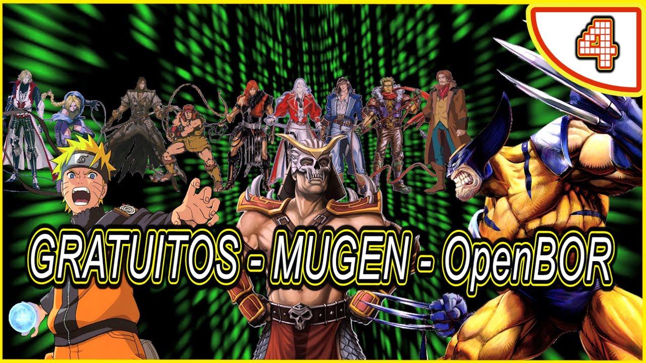 MUGEN & OpenBOR JUEGOS: X-Men Second Coming, Justice League United #4