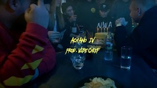 Maniak - Ach Ano IV (Official Video) prod. Vibe Chief