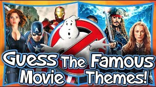 Download GUESS THE FAMOUS MOVIE THEME!! Mp3 and Videos