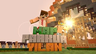 Minecraft Yılan Parkur Haritası ! Çok Eğlenceli !!