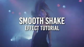 Smooth Shake Effect   Sony Vegas Tutorial #8 [2 WAYS]