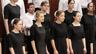 O Could I Speak the Matchless Worth - Shenandoah Christian Music Camp